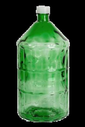 Бутыли стеклянные