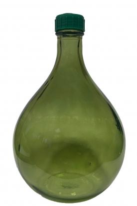 Бутыль 7,0 л Лампа Зеленая