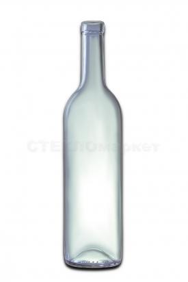 0,750 л Бордо Прозрачная