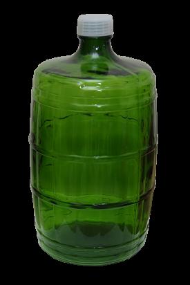 Бутыль 10,0л Казацкий зеленый