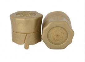Колпачок с дозатором Гуала - белый 59 мм